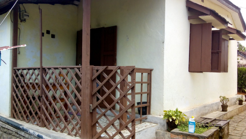 Twee kamers met veranda