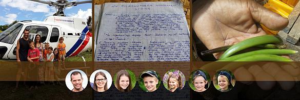 Nieuwbrief mei van Jurgen en Katja